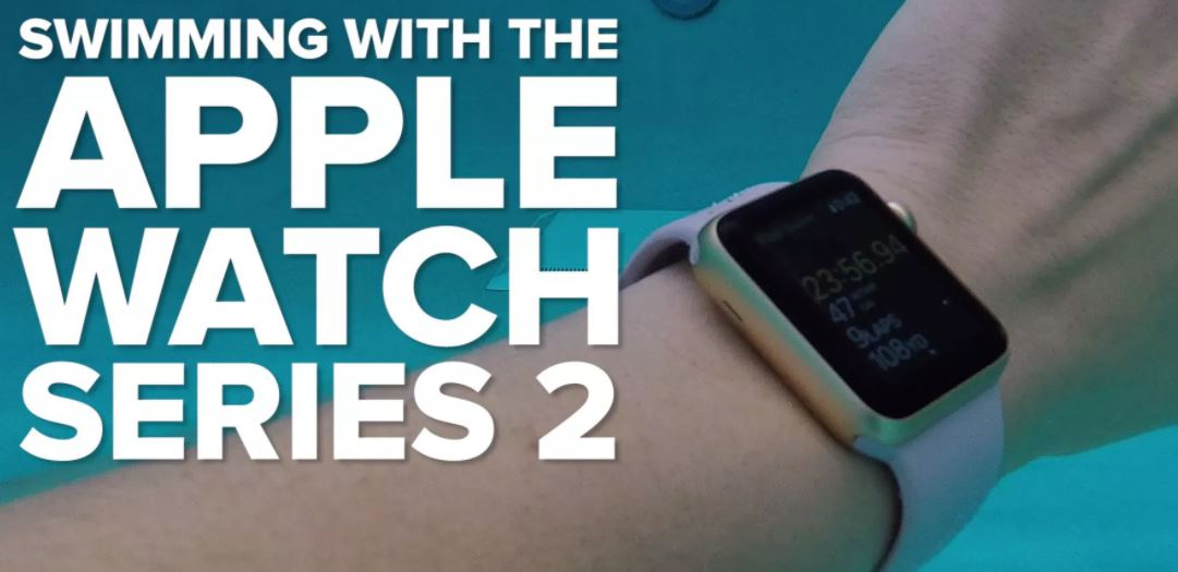 Improving swimming performance with Apple Watch (Watch OS 4)